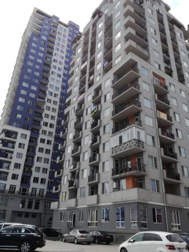 Pirosmani st apartment, Batumi