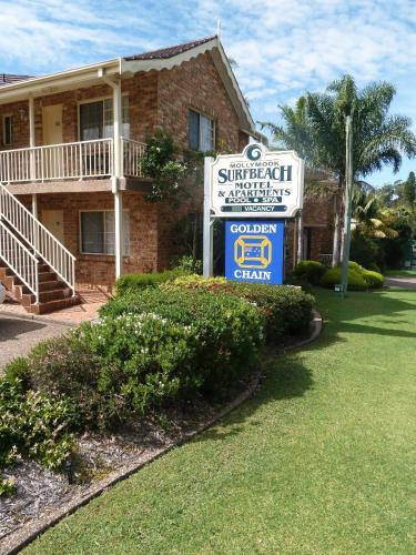 Mollymook Surfbeach Motel & Apartments
