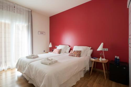 Habitación Doble Estándar - 1 o 2 camas - Uso individual La Alcoba del Agua 3