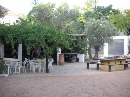 Camping and Diving Leros