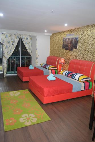i-Sovo Premium Studio inside i-City by Serene