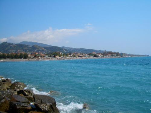 Camporosso Garden Sea View Villa