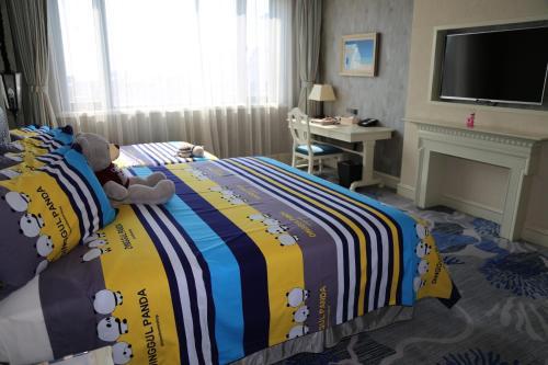 HotelHuaqing Aegean International Hot Spring Resort & Spa