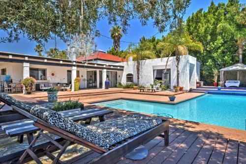 Los Angeles Villa W Pool