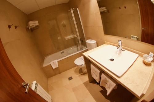 Habitación Individual Hotel Santa Cristina Petit Spa 2