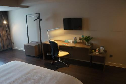 Selected Business Doppelzimmer A (Selected Business Double Room A)