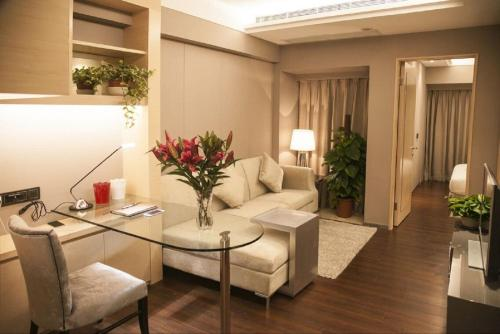 Shenzhen U- Home Apartment Binhe Times
