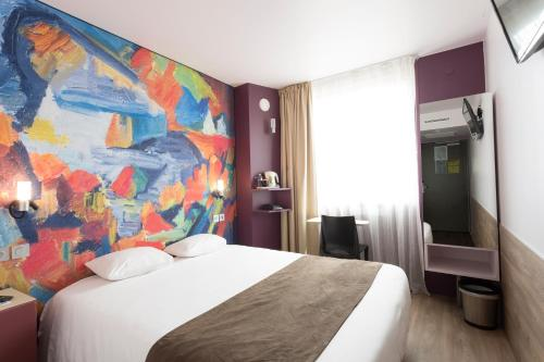 Inter-hôtel Torcy (ancien Mister Bed)