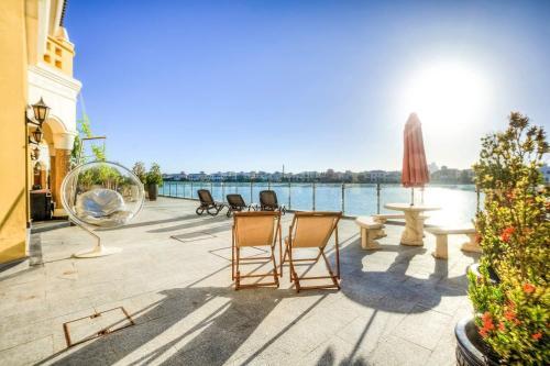 Signature Luxury Holidays - Five Bedroom Villa Laguna Beach, Dubaj