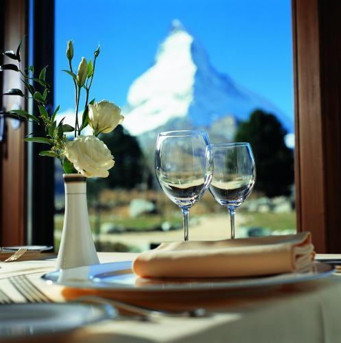 Riffelalp Resort 2222m, Zermatt