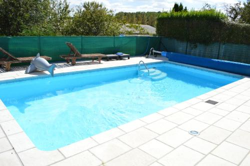 Villa med privat swimmingpool (Villa With Private Pool)