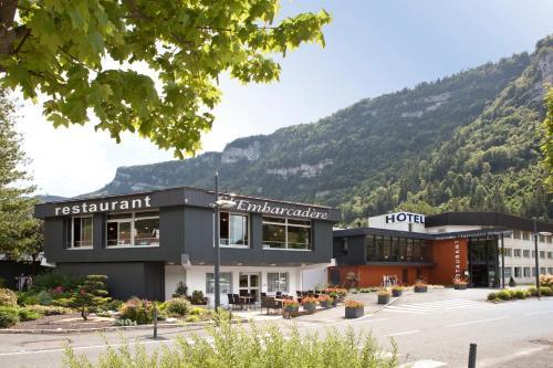Hôtel-Restaurant de l'Embarcadère