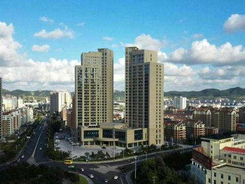 Weihai Du Shang Hua Yi Aparthotel