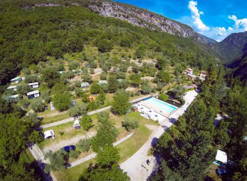 Camping Domaine Sainte Madeleine