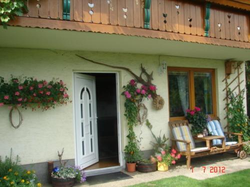 Apartment Kolb - Apartment mit 1 Schlafzimmer und Terrasse