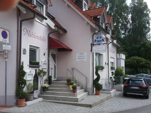 a landhotel am m hlenw rth hotel tauberbischofsheim deutschland online reservierung. Black Bedroom Furniture Sets. Home Design Ideas
