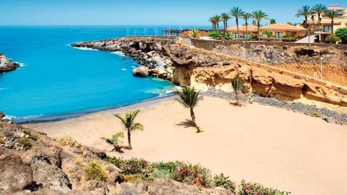 Camas en Playa Paraiso