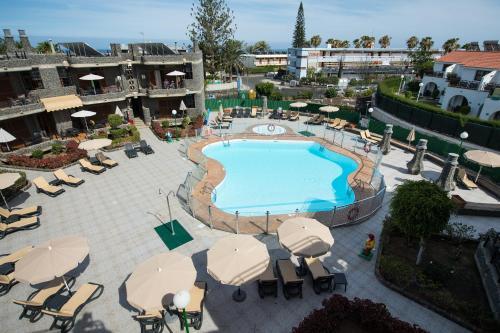 A apartamentos don pedro apartment playa del ingles spain online reservation - Apartamentos playa del ingles trivago ...