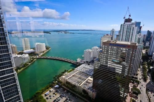 Hotel Luxury Penthouse At Icon Brickell