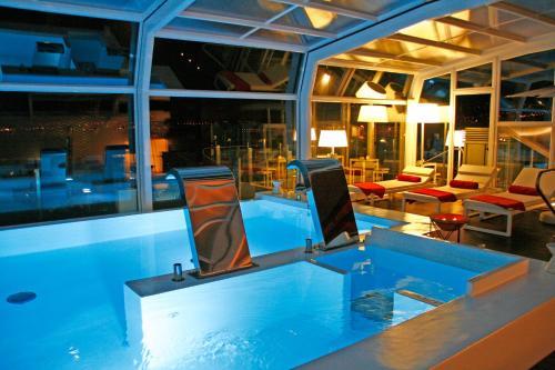 Habitación Doble Superior con acceso al spa - 1 o 2 camas   Gran Hotel Nagari Boutique & Spa 3