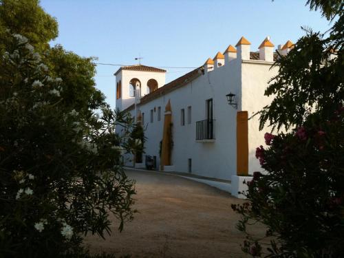 Habitación Doble con vistas - 1 o 2 camas   B&B Hacienda el Santiscal 1