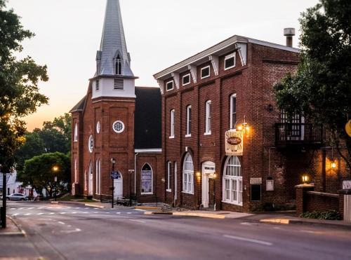 Sheridan Livery Inn Lexington Virginia