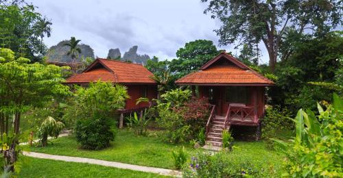 obrázek - Khao Sok Riverfront Resort