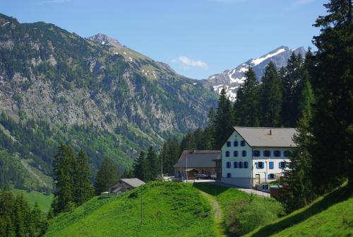 Berggasthaus Sücka, Triesenberg