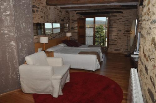 Double or Twin Room - single occupancy Posada Real La Carteria 1
