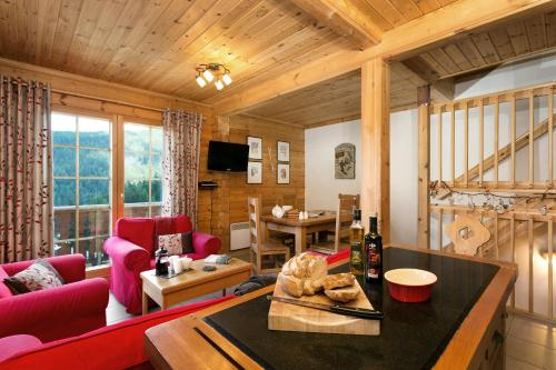Three-Bedroom Chalet - 8 people