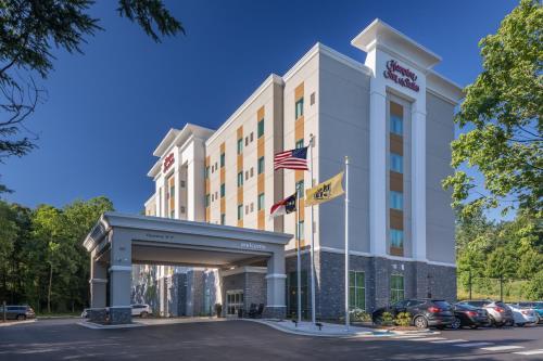 Hampton Inn Suites Asheville Biltmore Village Nc