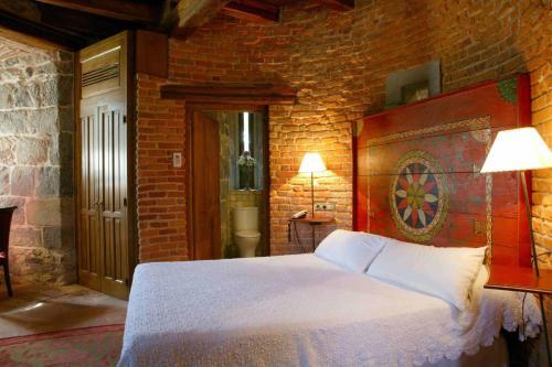 Habitación Doble - 1 o 2 camas - Uso individual Castillo de Arteaga 3