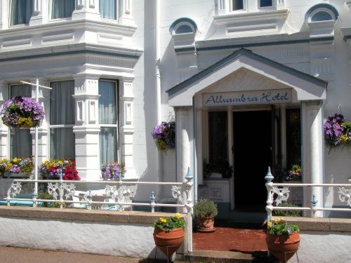 Photo of Alhambra Hotel Hotel Bed and Breakfast Accommodation in Saint Helier Jersey Channel Islands
