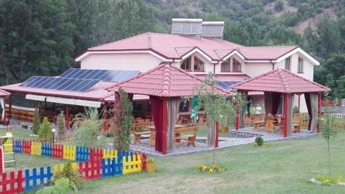 Motel Restoran Park Panorama
