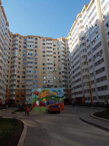 Apartments raiduzhniy