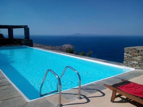 Andros Island Amazing Sea Views Mountain Lodge
