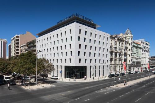 Отель Hotel 3K Europa 4 звезды Португалия