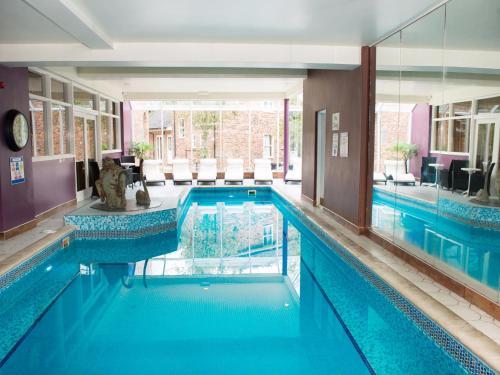 Hotel Hallmark Hotel Llyndir Hall Chester South Rossett United Kingdom Online Reservation