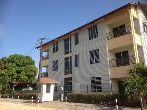 Hogerhuysapartments, Paramaribo
