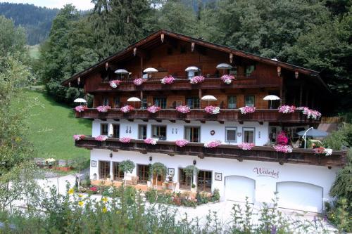 Gästehaus Weiherhof - Apartment mit 2 Schlafzimmern