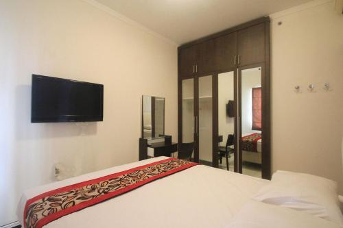 Sudirman Map And Hotels In Sudirman Area Jakarta