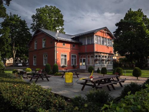 Vasarnica Nr. 17, Ventspils