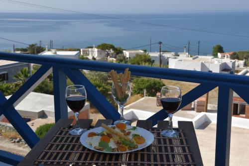Syros Summer House (blue)