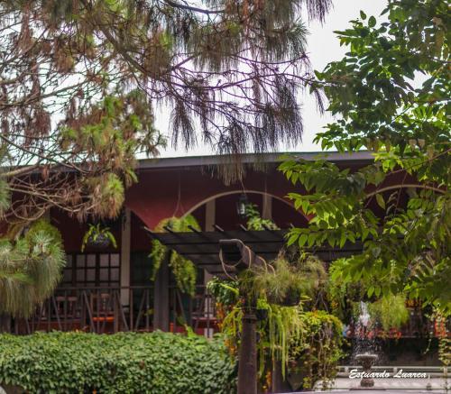 Hotel Santa Ana, Antigua Guatemala