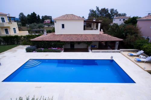 Villa DM at Porto Cheli