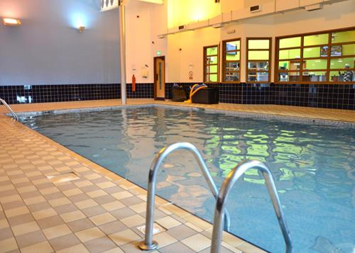 Swimmingpool The Waterfront Hotel Spa & Golf