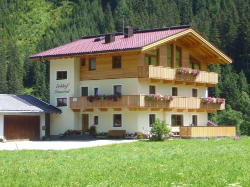 Отель Innertal Bauernhof 0 звёзд Австрия