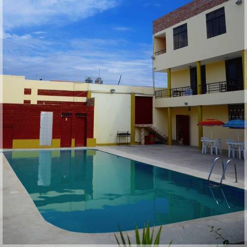 Hotel Turístico Rinconcito Supano