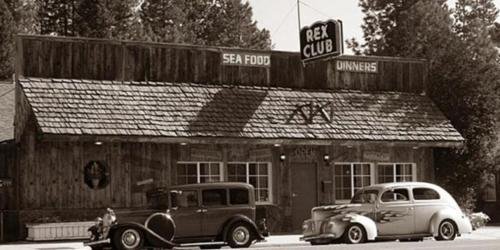 The Rex Club