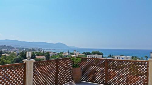 Acropolis Sea View Villa